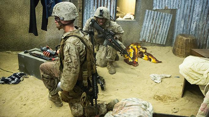 Infantry Immersion Trainer Marines Bravo Company, 2nd Combat Engineer Battalion