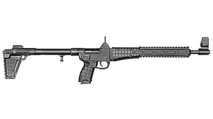9mm Carbines GWLE June 2015 Kel-Tec Sub-2000 Gen2