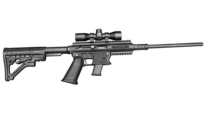 9mm Carbines GWLE June 2015 TNW Firearms Aero Survival Rifle
