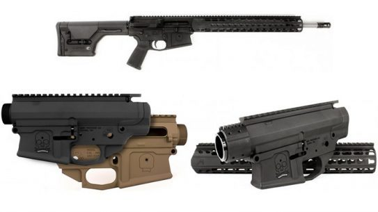Aero Precision AmericanSnipers.org M5 Limited Edition Receivers