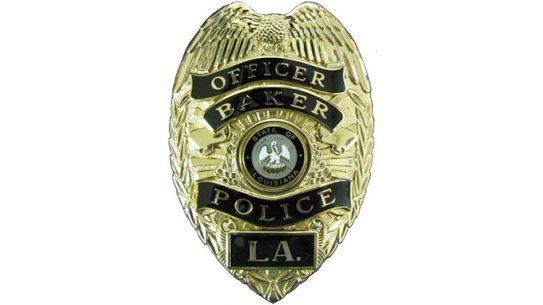 Baker Police Department Louisiana