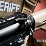 Black Dawn Bravo Rifle SWMP 2012 charging handle