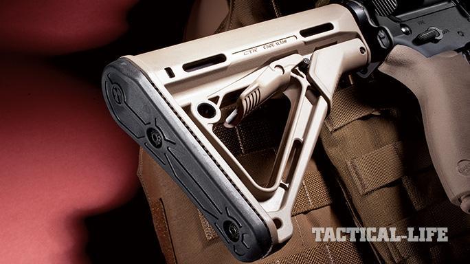 Black Dawn Bravo Rifle SWMP 2012 stock