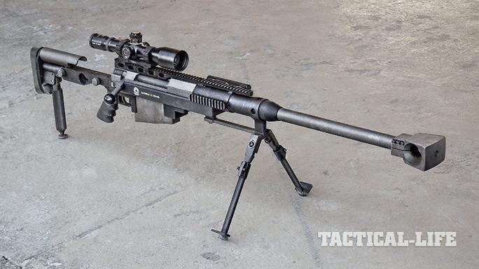 Brazil PGM Sniper Rifles Hecate II