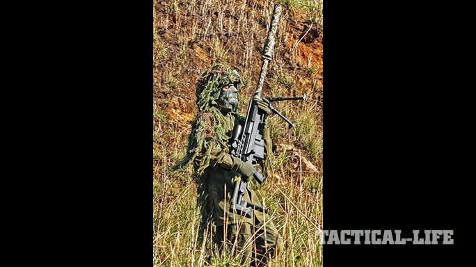 Brazil PGM Sniper Rifles Hecate II field