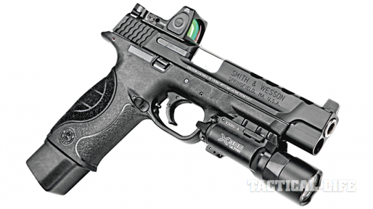 Smith & Wesson M&P9 Ballistic Summer 2015