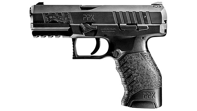 Concealed Carry Pistols Under $500 Walther PPX