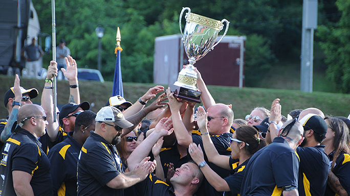U.S. Army Chairman's Cup 2015 DOD Warrior Games