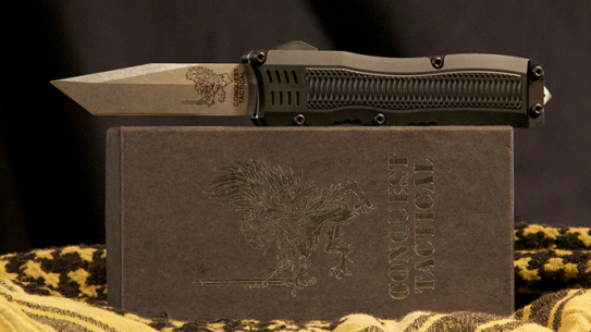 Conquest Tactical Fury Knife