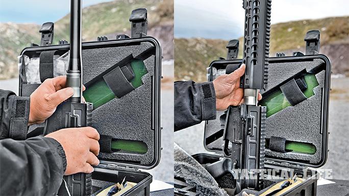 DRD Tactical Paratus Gen 2 suitcase