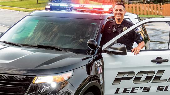Sergeant Aaron Evans Lee's Summit Police Department