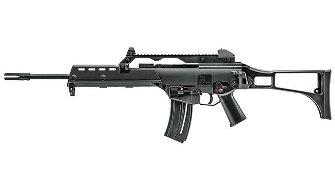 Walther HK G36 Replica Rifle Rimfires 2015 left