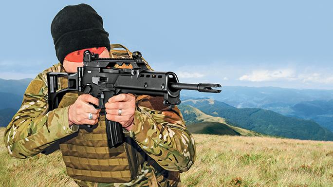Walther HK G36 Replica Rifle Rimfires 2015 lead