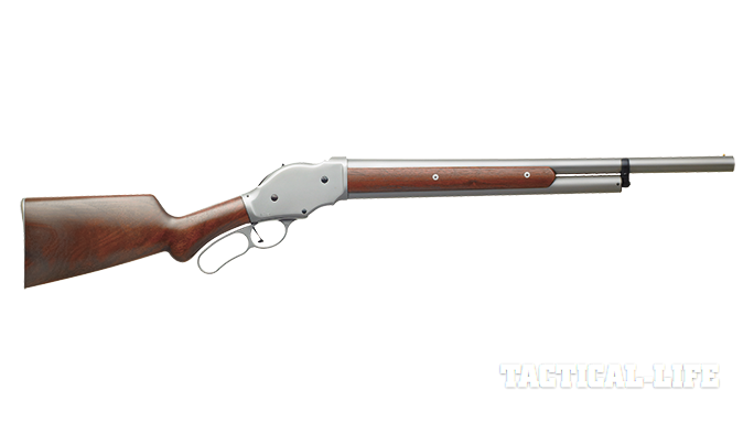 Gun Buyer's Guide 2015 CHIAPPA 1887 LEVER ACTION SHOTGUN