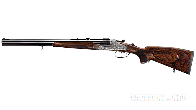 Gun Buyer's Guide 2015 MERKEL 96K DRILLINGS