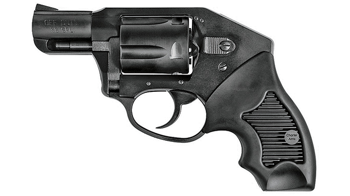 GWLE August 2015 CHARTER UNDERCOVER LITE OFF DUTY snub-nose revolver