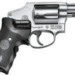 GWLE August 2015 SMITH & WESSON MODEL 642 snub-nose revolver