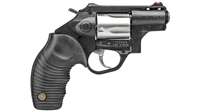 GWLE August 2015 TAURUS MODEL 85PLY snub-nose revolver