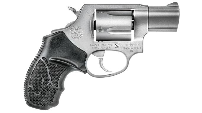 GWLE August 2015 TAURUS MODEL 85 snub-nose revolver