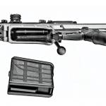 Barrett 98B Tactical Rifle GWLE June 2015 mag well