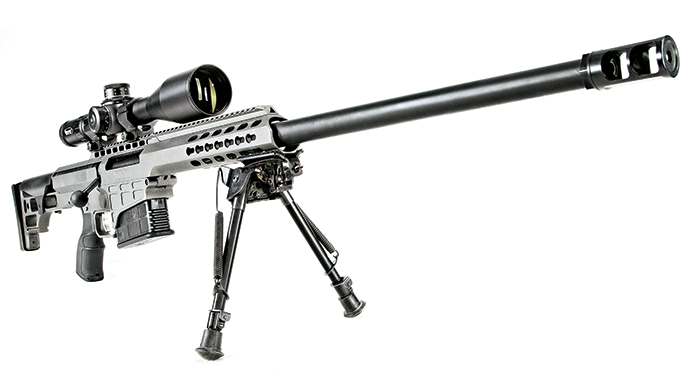 Barrett 98B Tactical Rifle GWLE June 2015