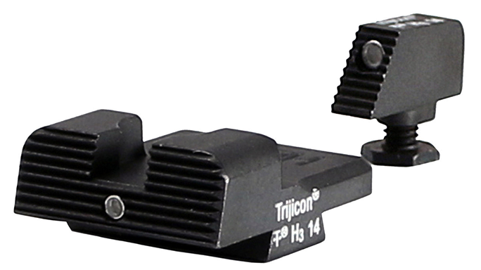 Heinie Specialty Products Glock 43 sights
