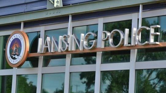 Lansing Police Department body cameras