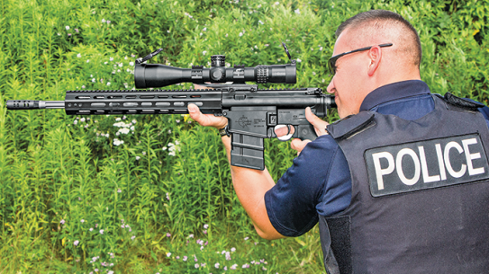 Rock River Arms LAR-8 X-1 Rifle GWLE June 2015 police