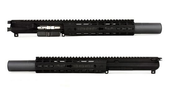 Aero Precision M4E1-SD .300 Blackout Dedicated Suppressed Upper Receiver