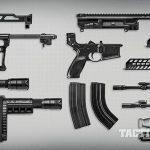 Sig Sauer MCX Rifle TW August 2015 parts
