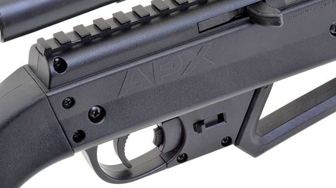 Umarex NXG APX CBG 2016 trigger