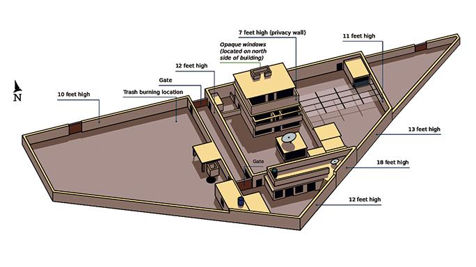 Operation Neptune Spear Spec Ops 2015 bin Laden map
