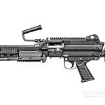 Portugal SWJA15 FN Minimi MK3