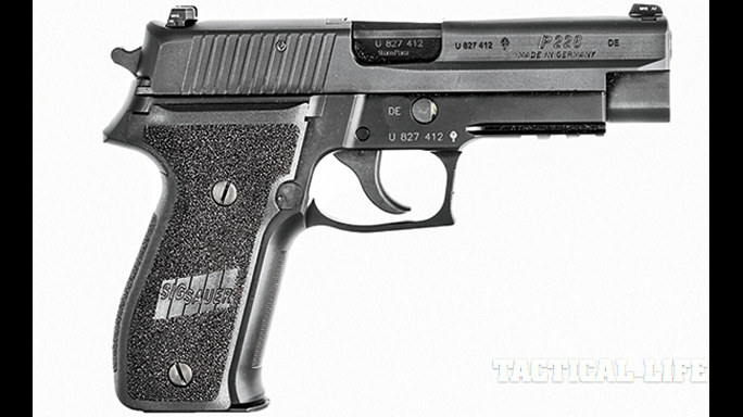 Portugal SWJA15 Sig Sauer P226
