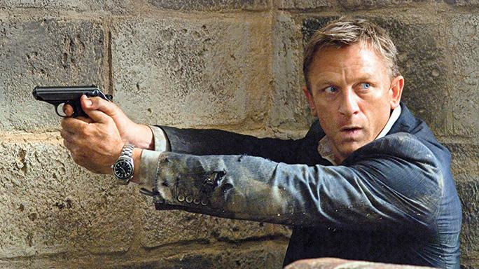 Walther PPK James Bond Daniel Craig
