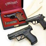 Walther PPK James Bond set