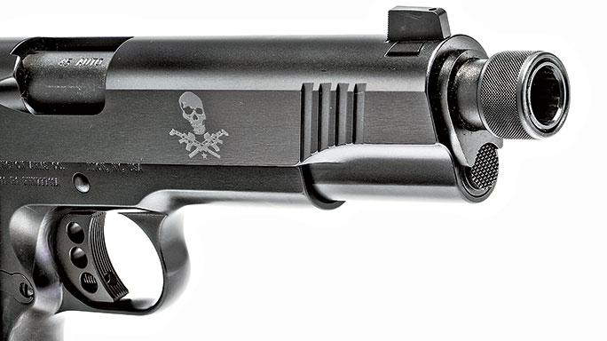 Remington AAC 1911 Threaded Barrel