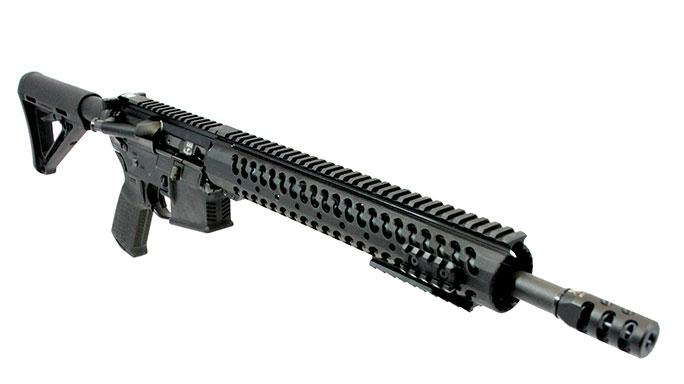TW August 2015 Rifles Adams Arms Tactical EVO