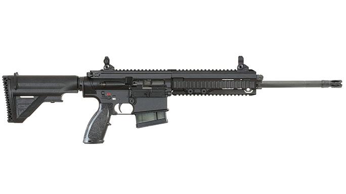 TW August 2015 Rifles Heckler & Koch MR762A1