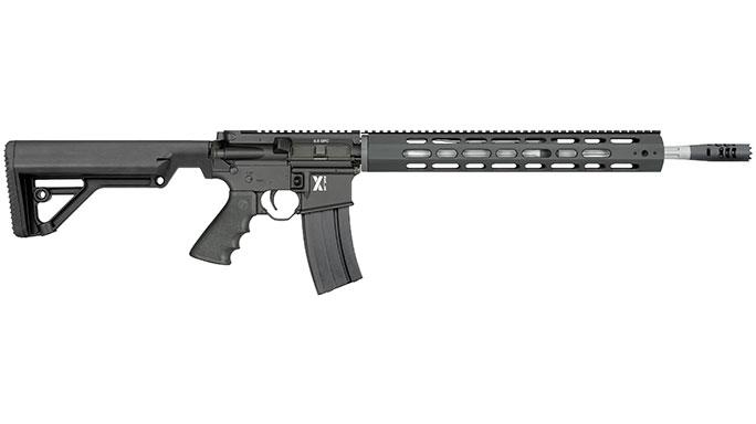 TW August 2015 Rifles Rock River Arms LAR-458 X-1
