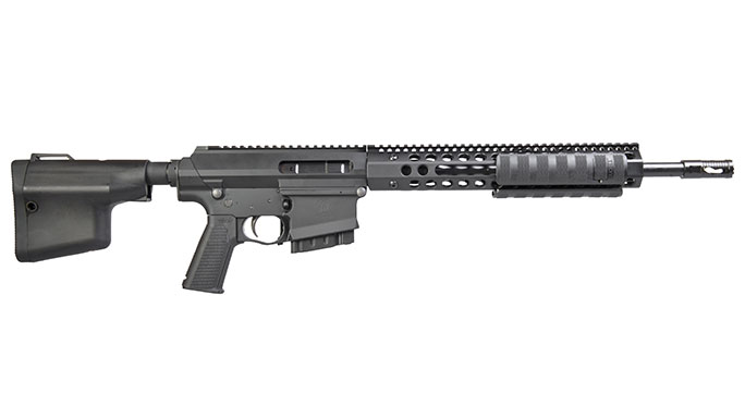TW August 2015 Rifles Troy Pump Action Rifle