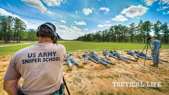 US Army Sniper School Benning SWJA15