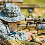 US Army Sniper School M110 SWJA15