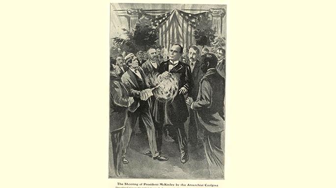 US Secret Service 150th Anniversary McKinley
