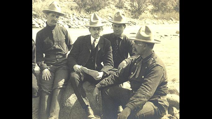 US Secret Service 150th Anniversary 1903