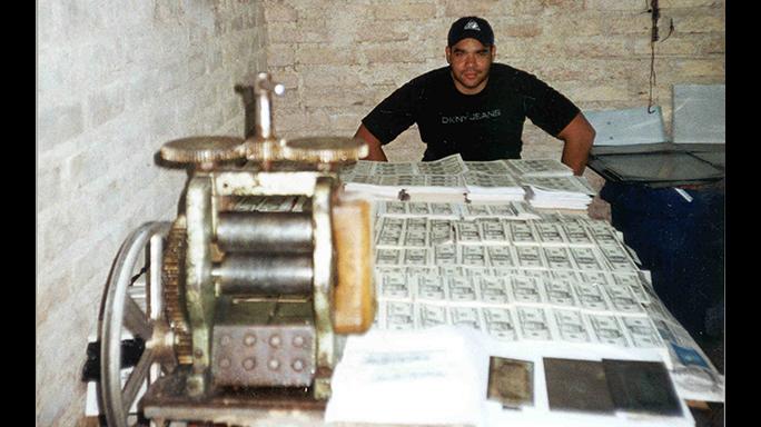 US Secret Service 150th Anniversary Columbian counterfeiting