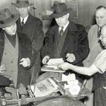 US Secret Service 150th Anniversary 1943