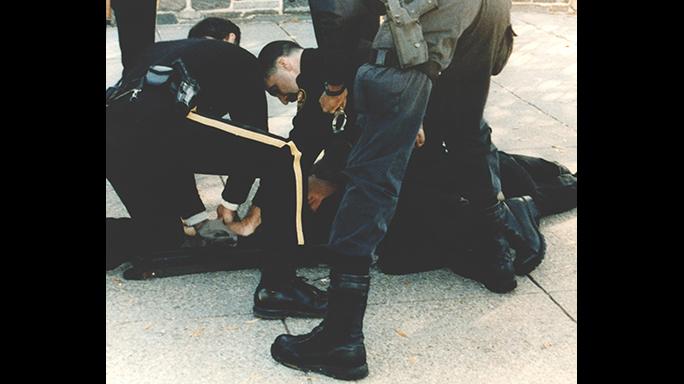 US Secret Service 150th Anniversary Francisco Martin Duran arrest