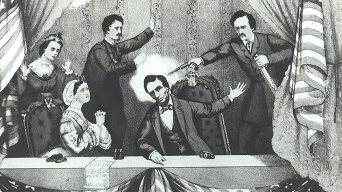 US Secret Service 150th Anniversary Lincoln