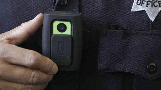 Vievu Body camera Washington DC Police